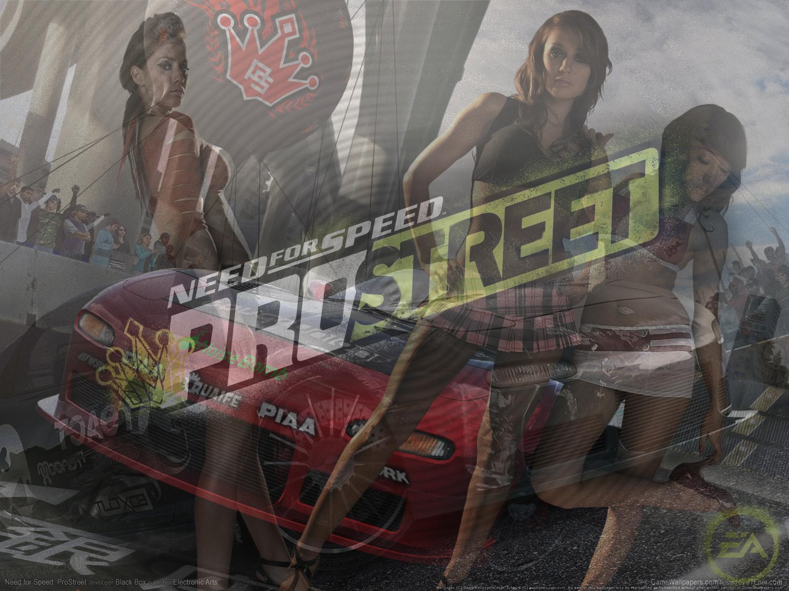 Nodvd Nfs Pro Street